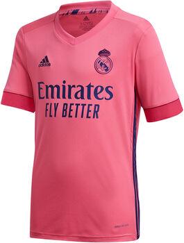 adidas Real Madrid  Away Fussballtrikot Rot