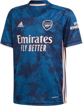 adidas FC Arsenal 20/21 3R Fussballtrikot Jungs Blau