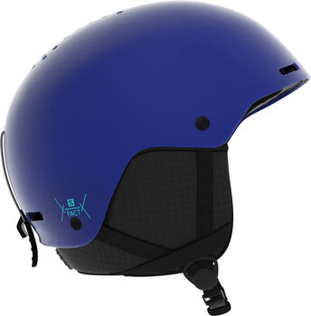 Salomon PACT Skihelm Blau