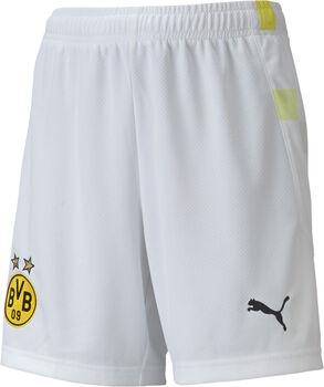 Puma BVB Replica Fussballshorts Weiss