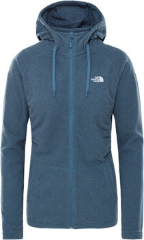 The North Face MEZZALUNA Freizeitjacke Damen Blau