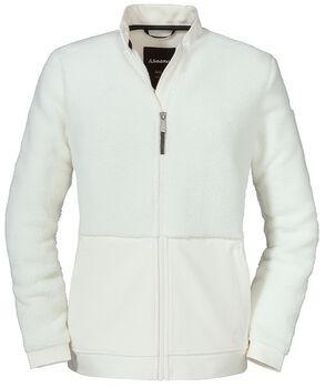 SCHÖFFEL Stavanger veste polaire  Femmes Blanc