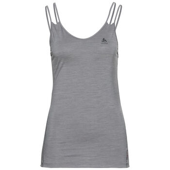Odlo Natural + Light Tank Top Damen Grau
