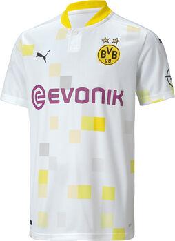 Puma BVB 3R Fussballtrikot Jungs Weiss