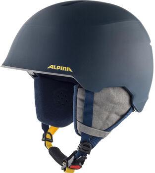 ALPINA Maroi Jr. Casque de ski Bleu