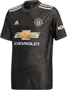 adidas Manchester United Auswärtstrikot Jungs Grün