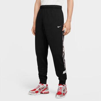 Nike Sportswear Repeat Jogger Trainingshose Herren Schwarz