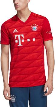 ADIDAS FC Bayern München Home Fussballtrikot Herren Rot