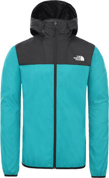 The North Face CYCLONE 2 Freizeitjacke Herren Türkis