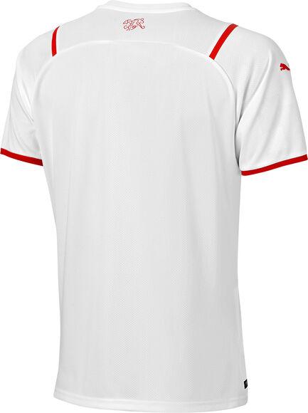 SFV Schweiz Away Replica EM 2021-22 maillot de football