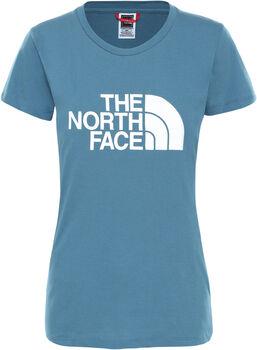 The North Face Easy T-Shirt Damen Blau
