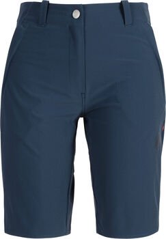 MAMMUT Runbold Shorts  Damen Blau