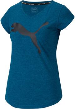 Puma Heather Cat t-shirt de training  Femmes Bleu