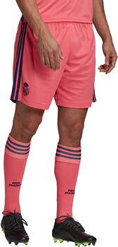 adidas Real Madrid 20/21 short extérieur Hommes Rouge