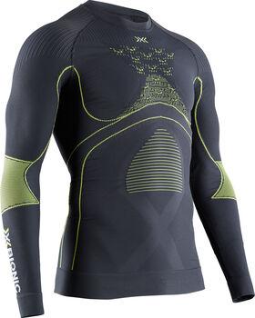 X-BIONIC® Energy Accumulator 4.0 Roundneck shirt fonctionnel à manches longues Hommes Noir
