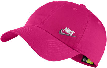 Nike Sportswear Heritage86 Cap Femmes Rouge