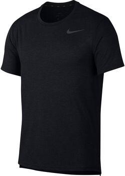 Nike Breathe T-Shirt Herren Schwarz