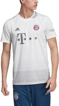 ADIDAS FC Bayern München Away Fussballtrikot Herren Weiss