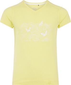 McKINLEY Zorra T-Shirt Mädchen Gelb