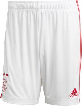 adidas Ajax Amsterdam 20/21 Home Fussballshorts Herren Weiss
