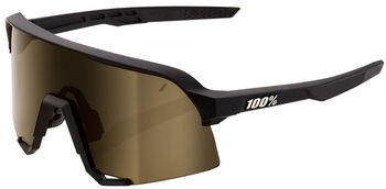 100% S3 soft tact Bikebrille Schwarz