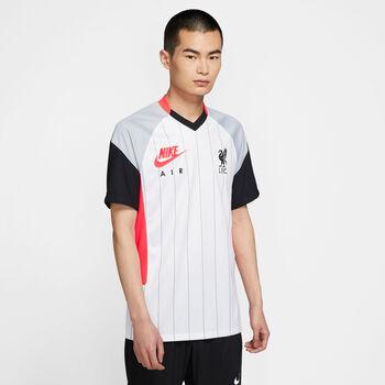 Nike Liverpool FC  Air Max Fussballtrikot Herren Weiss