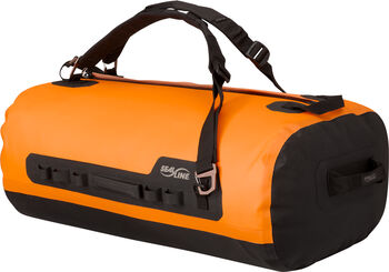 SealLine Pro Zip Duffle Bag Orange