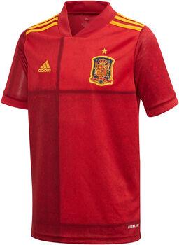 adidas Spanien Heimtrikot Jungs Rot