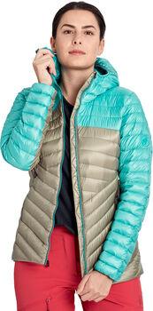 MAMMUT Borad Peak IN Hooded veste en duvet  Femmes Multicolore