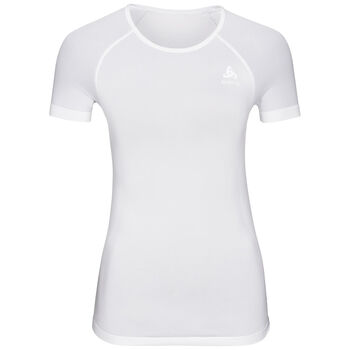 Odlo Performance X-light Baselayer T-Shirt Damen Weiss
