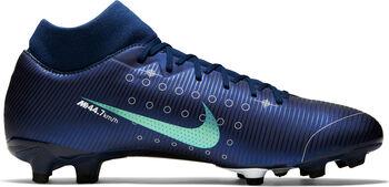 Nike SUPERFLY 7 ACADEMY MDS FG/MG Fussballschuh Nocken Herren Blau