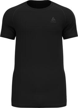 Odlo ACTIVE F-DRY LIGHT ECO T-Shirt Herren Schwarz