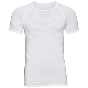 Odlo Performance X-light Baselayer T-Shirt Herren Weiss