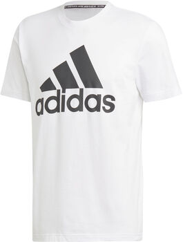 ADIDAS MH BOS T-Shirt Herren Weiss