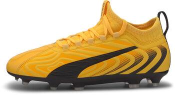 Puma ONE 20.3 FG/AG Chaussure de football Jaune