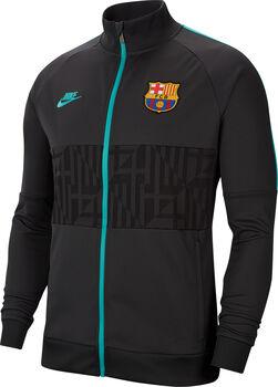 Nike FC Barcelona I96 CL Trainingsjacke Herren Grau