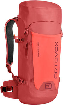 ORTOVOX TRAVERSE 28 sac à dos pour l'escalade Femmes Rouge