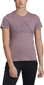 ADIDAS BOS CO T-Shirt Damen Violett