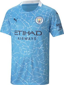 Puma Manchester City 20/21 Home Replica maillot de football Bleu