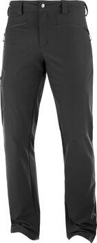 Salomon Wayfarer pantalon softshell Hommes Noir