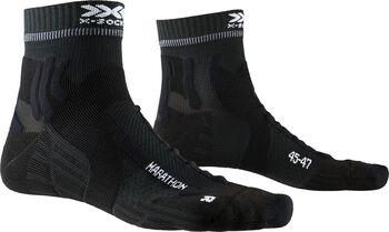 X-Socks MARATHON Chaussettes de running Hommes Noir