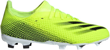 adidas X Ghosted.3 FG chaussure de football  Jaune