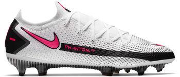 Nike Phantom GT Elite Dynamic Fit chaussure de football Hommes Blanc