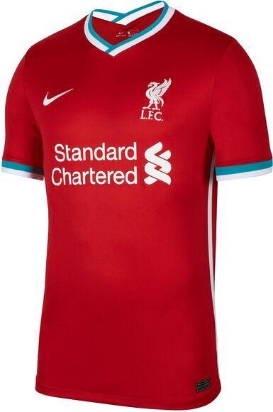FC Liverpool Stadium Home Fussballtrikot