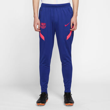 Nike FC Barcelona Strike pantalon de football Hommes Bleu