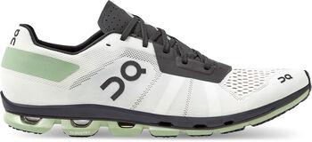 On Cloudflash Chaussure de running Hommes Blanc