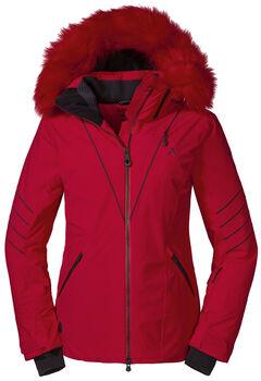 SCHÖFFEL Canazei 2 couches veste de ski Femmes Rouge