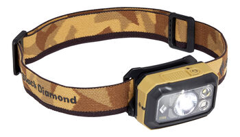 Black Diamond Storm 400 Lampe frontale Brun