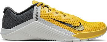 Nike METCON 6 chaussure de training Hommes Jaune