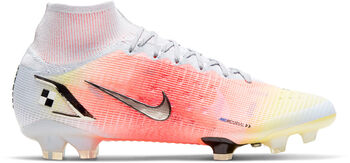 Nike Mercurial SUPERFLY 8 ELITE MDS FG chaussure de football Blanc